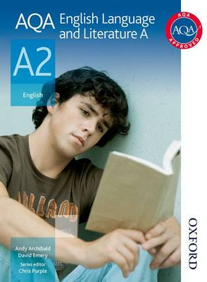 AQA English Language and Literature A A2: Student Book: a Student Book (Paperback)