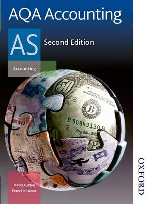 AQA Accounting AS (Paperback)