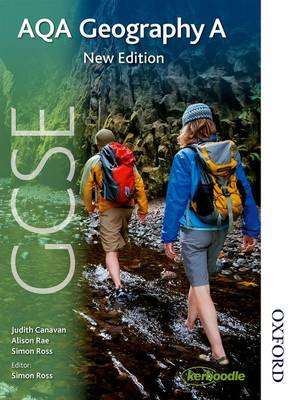 AQA GCSE Geography A (Paperback)