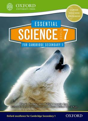 Essential Science for Cambridge Secondary 1 Stage 7 (Mixed media product)