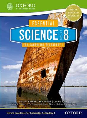 Essential Science for Cambridge Secondary 1 Stage 8 (Mixed media product)