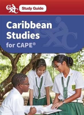 Caribbean Studies CAPE a Caribbean Examinations Council Study Guide (Mixed media product)
