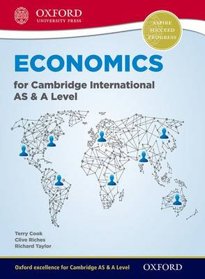 Economics for Cambridge International AS and A Level (Mixed media product)