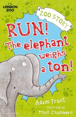 Run! The Elephant Weighs a Ton (Paperback)