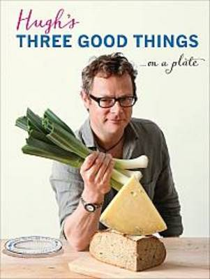 Hugh's Three Good Things (Hardback)