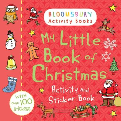 My Little Book of Christmas - Little Activity Books (Paperback)