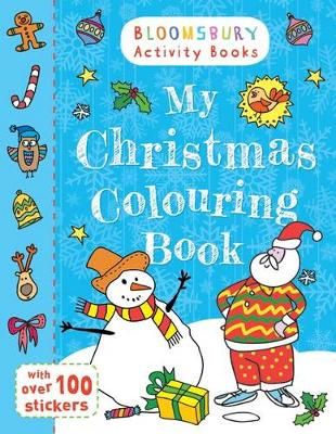 My Christmas Colouring Book - Colouring Activity Books (Paperback)