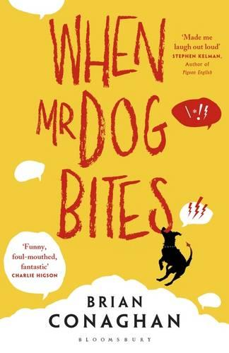 When Mr Dog Bites (Paperback)