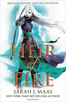Heir of Fire: No. 3 (Paperback)