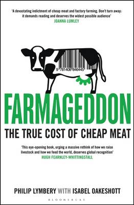 Farmageddon: The True Cost of Cheap Meat (Paperback)