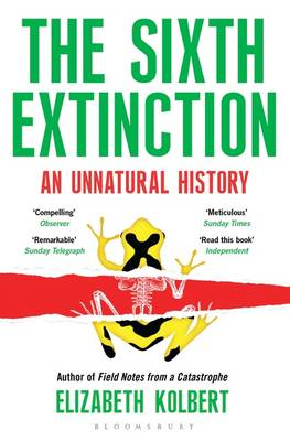 Cover The Sixth Extinction: An Unnatural History
