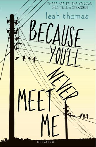 Because You'll Never Meet Me (Paperback)