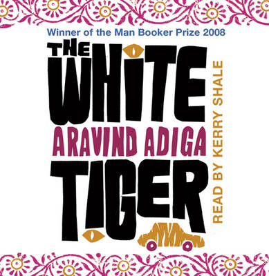 The White Tiger (CD-Audio)