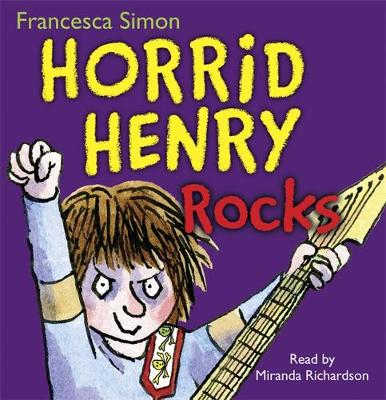 Horrid Henry Rocks (CD-Audio)