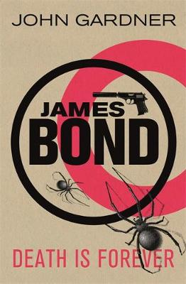 Death is Forever - James Bond (Paperback)