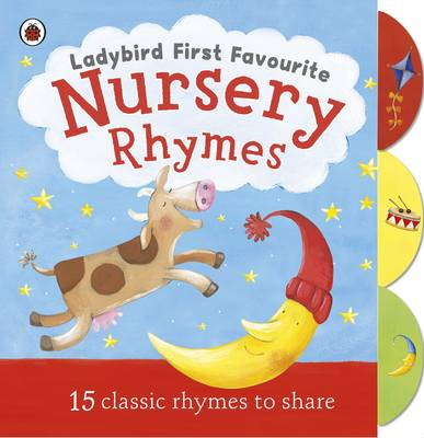 Ladybird First Favourite Nursery Rhymes (Board book)