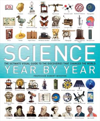 Science Year by Year (Hardback)