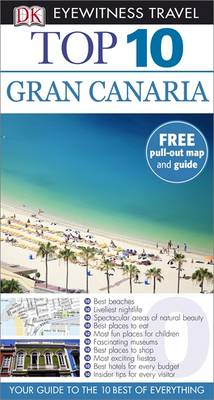 Gran Canaria - DK Eyewitness Top 10 Travel Guide (Paperback)