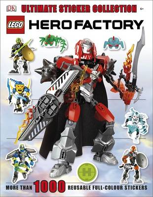 LEGO Hero Factory Ultimate Sticker Collection - Ultimate Stickers (Paperback)