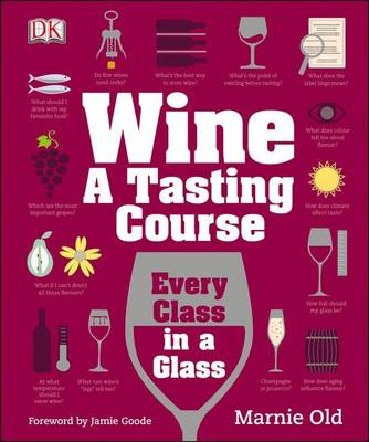 Wine: A Tasting Course: Every Class in a Glass (Hardback)