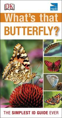 RSPB What's That Butterfly? (Paperback)