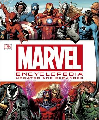 Marvel Encyclopedia (Hardback)