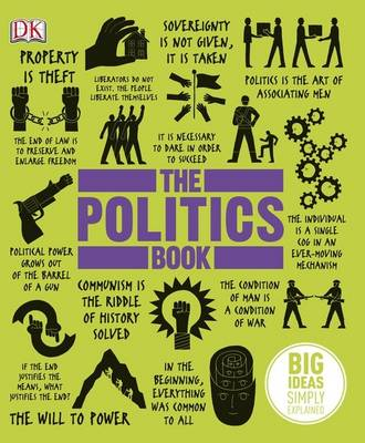 The Politics Book (Hardback)