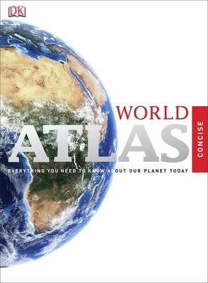 Concise World Atlas (Hardback)