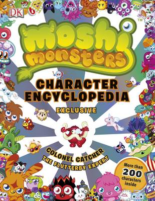 Moshi Monsters Character Encyclopedia (Hardback)