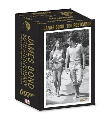 James Bond 50th Anniversary Postcards (Hardback)