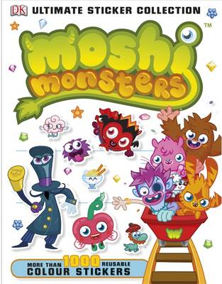Moshi Monsters Ultimate Sticker Collection - Ultimate Stickers (Paperback)