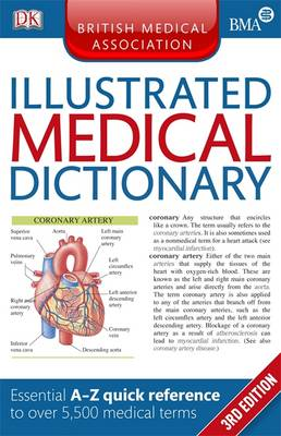 BMA Illustrated Medical Dictionary (Paperback)
