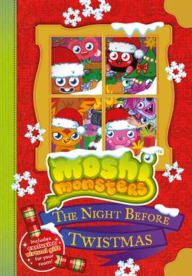 Moshi Monsters: The Night Before Twistmas (Hardback)