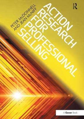 Action Research for Professional Selling (Hardback)
