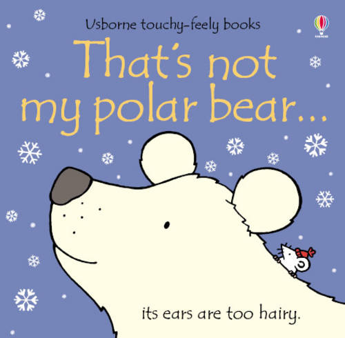 That's Not My Polar Bear - That's Not My... (Board book)