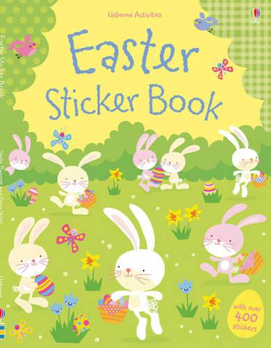 Easter Sticker Book - Usborne Sticker Books (Paperback)