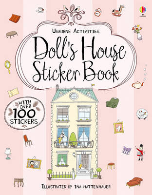 Doll's House Sticker Book - Doll's House Sticker Books (Paperback)