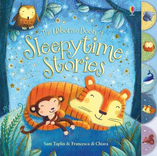 Sleepytime Stories - Bedtime Books (Board book)