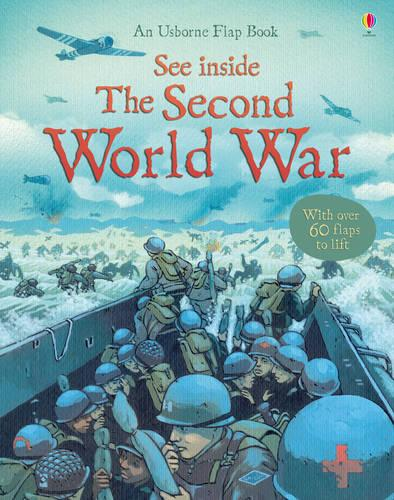 See Inside the Second World War - Usborne See Inside (Hardback)