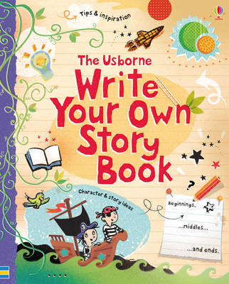 Write Your Own Story Book (Spiral bound)