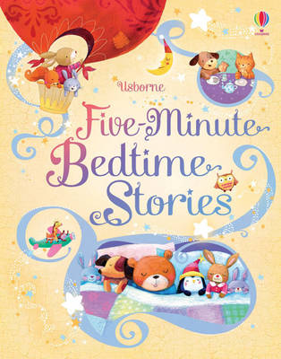 Five-Minute Bedtime Stories - Illustrated Story Collections (Hardback)