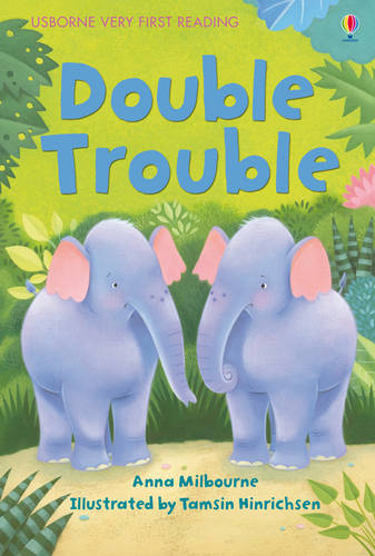 Very First Reading: Double Trouble (Hardback)