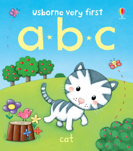 Very First Words: ABC - Usborne Very First Words (Board book)