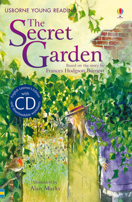 The Secret Garden - English Learner's Editions 5: Advanced (Mixed media product)