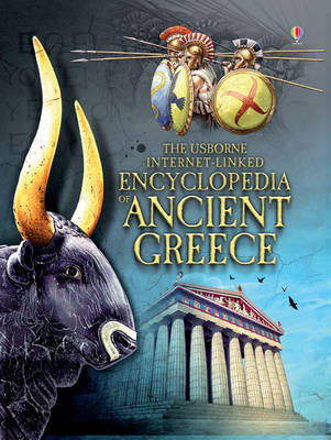 Encyclopedia of Ancient Greece - Usborne Encyclopedias (Paperback)