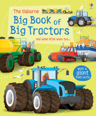 Big Book of Big Tractors (Hardback)