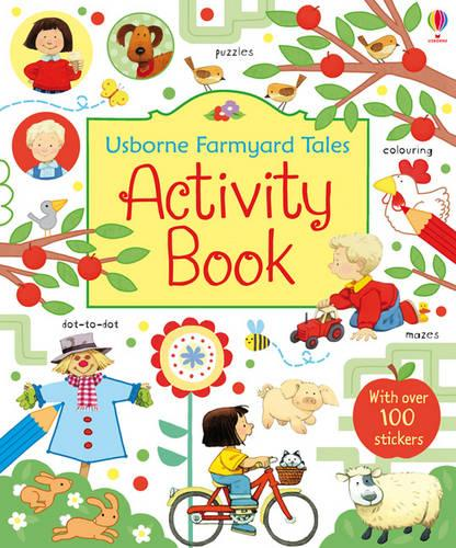 Farmyard Tales Activity Book - Farmyard Tales (Paperback)