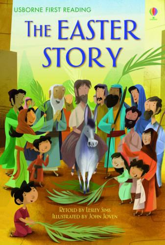 The Easter Story - First Reading Level 4 (Hardback)