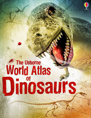 World Atlas of Dinosaurs (Paperback)