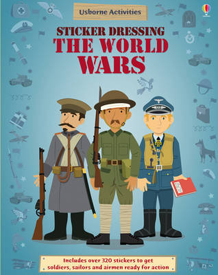 Sticker Dressing the World Wars - Sticker Dressing (Paperback)